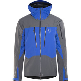 Haglöfs Spitz Jacket Men grey/blue